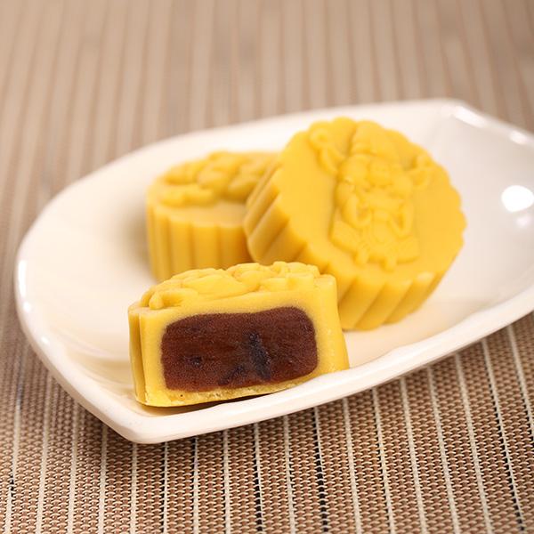 原味姜枣桂圆月饼